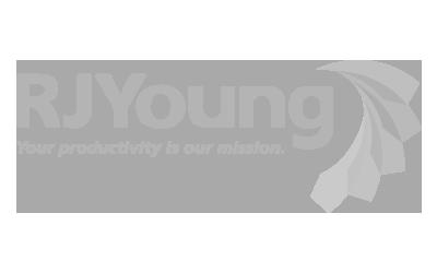 RJ Young logo