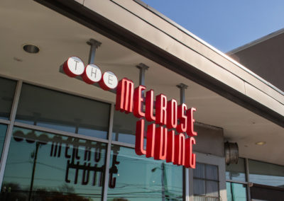 The Melrose Living
