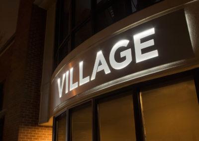 Village, Hillsboro